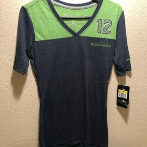 NWT Nike Seahawks shirt